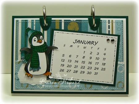 2014 Calendar - JANUARY